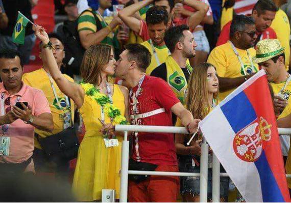 Сербия хоть и вылетела, но надеюсь этот серб открыл счет той ночью. Адская смесь, Социальное, Интернационал, Любовь, Отношения, Футбол