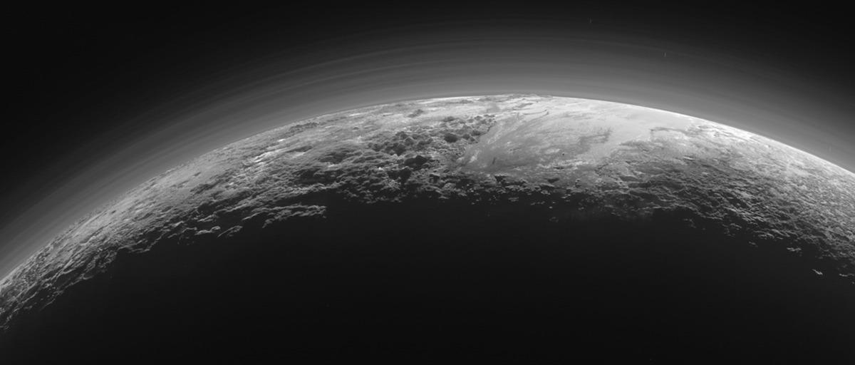 nasa new horizons pluto pictures - HD1920×820