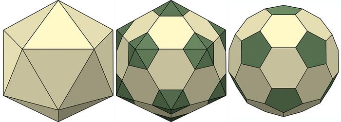 Математика футбольного мяча Футбол, Математика, Геометрия, Футбольный мяч, Длиннопост