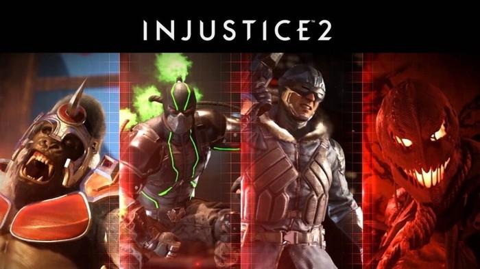 Защита Injustice 2 пала под ударом Voksi. DC, Injustice2, Warner brothers, Voksi, Crack, Игры