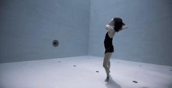 ВОЛШЕБСТВО? Подводная хореография, Почему бы и нет?, Гифка