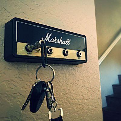 Ключницы настенные Ключница, Ключи, Коннектор, Замок ремня безопастности, Комбик, Фотография, Длиннопост