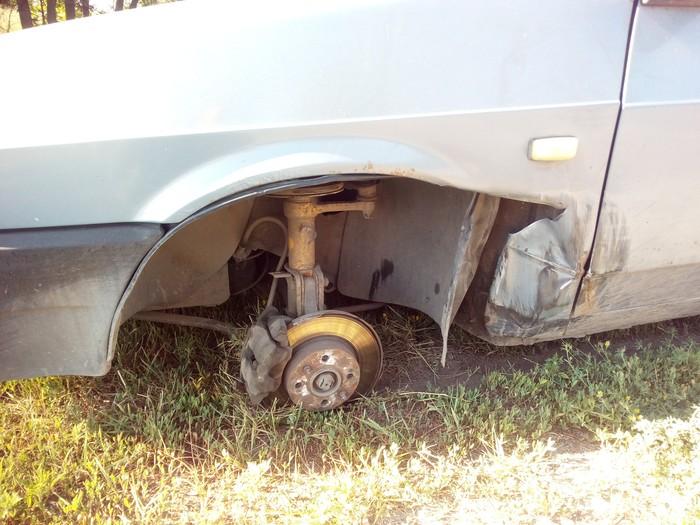 Проверяйте затяжку болтов после шиномонтажа! Авто, Дураки и дороги, Опасность, Берегите себя, С Днём рождения дружище