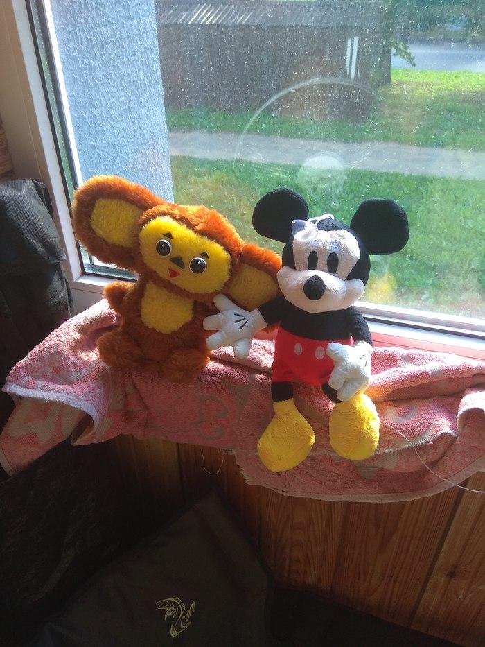 1e24755df71804 Сушу игрушки на балконе