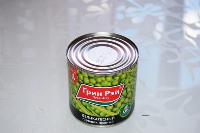 Иду в «Пятерочку» за зеленым горошком «Green Ray» Продукты питания, Тестирование, Рекомендации, Покупка, Длиннопост