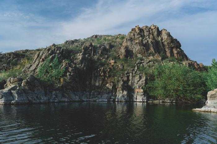 Массивы Скалы, Ландшафт, Вода, Ирикла, Начинающий фотограф, Длиннопост