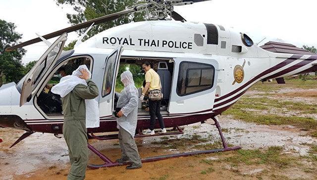 Из пещеры в Таиланде вывели всех детей