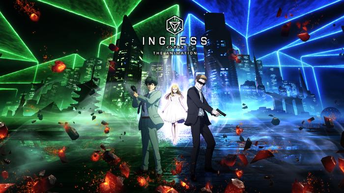 Аниме от Netflix по мотивам мобильной игры Ingress