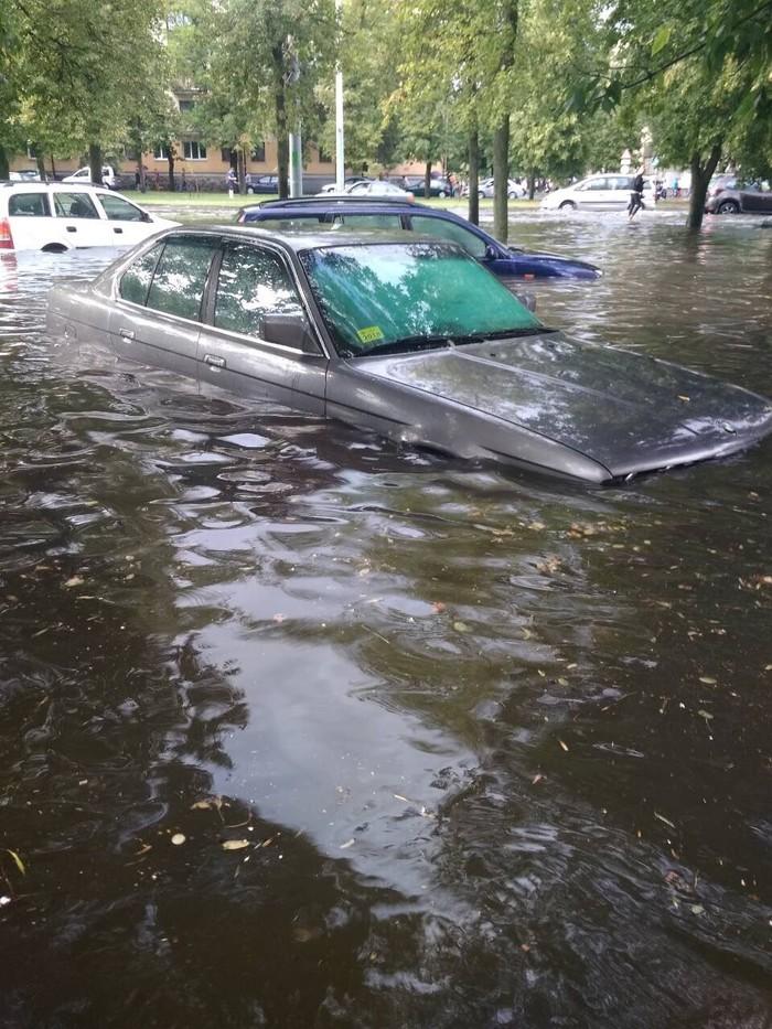 В Бресте сегодня немного дождливо... Беларусь, После дождичка в четверг, Длиннопост