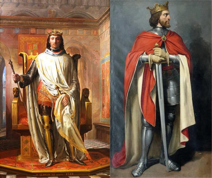 Педро Жестокий и его история история, испания, 14 век, король, длиннопост