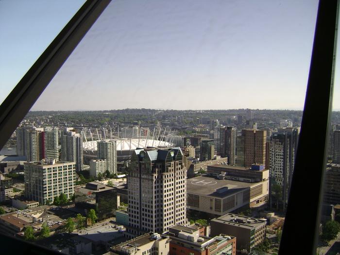 Даунтаун Ванкувера и немного еще Ванкувер, Ванкувер лучший в мире город, Канада, Длиннопост