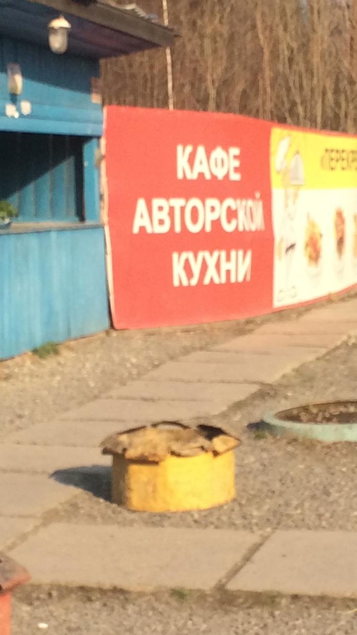 Не хухры мухры:) Кафе, Дорожное кафе