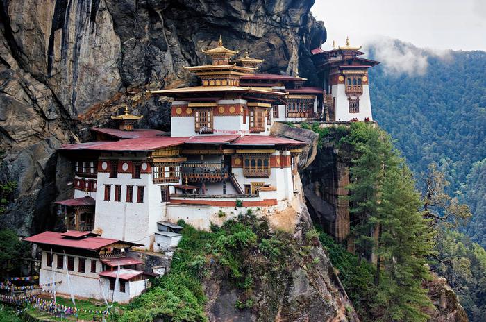 Бутан — страна здорового человека на планете курильщиков Счастье, Природа, Страны, Бутан, Горы, Жизнь, Гималаи, Длиннопост