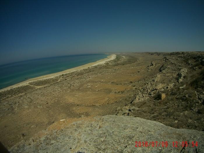 Каспийское море Каспийское море, Путешествия, Длиннопост