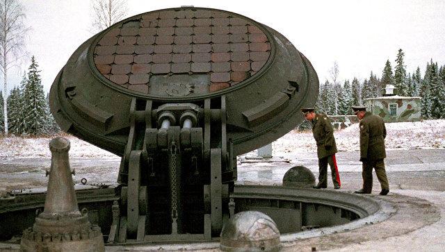 """Подземелье """"Сатаны"""". Почему Россия не откажется от шахтных ядерных ракет Россия, оружие, политика, видео, длиннопост"""