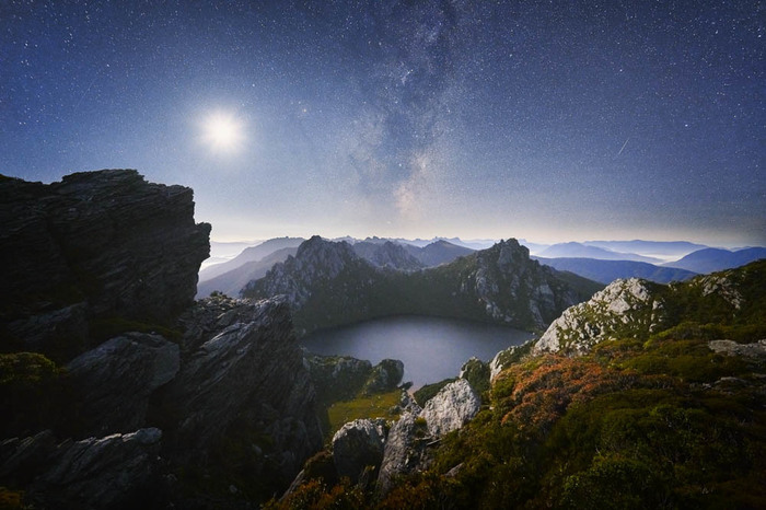 Лучшие фотографии звездного неба 2018 Небо, Звёзды, Фотоконкурс, 2018, Длиннопост