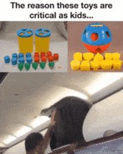 Причина, по которой эти игрушки важны для детей