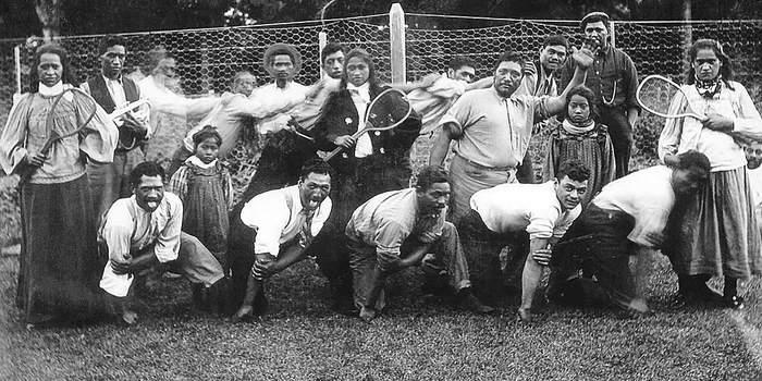 Маори против нацистов: штыки, булыжники и ритуалы. Маори, Вторая мировая война, Участие, Длиннопост