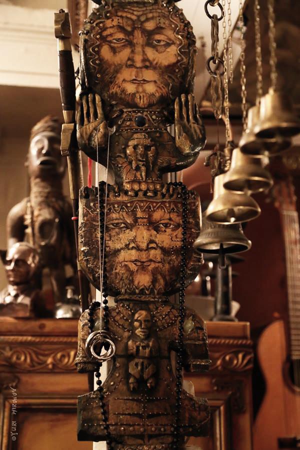 Остаётся неизменным самым ценным из искусств - алтари забытых предков для молитвы длинных чувств Пятничный тег моё, Длиннопост, Резьба по дереву, Роспись по дереву, Идол, Тотем, Декор