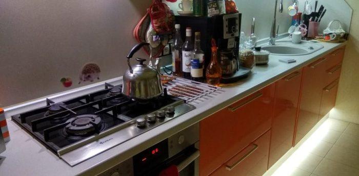 Подсветка на кухню. Часть вторая: Свет снизу Кухня, LED, Своими руками, Сделай сам, Длиннопост