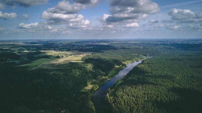 Поездка в Тракайский замок и полет на воздушном шаре Фотография, Видео, Тракай, Литва, Замок, Лето, Отпуск, Воздушный шар, Длиннопост