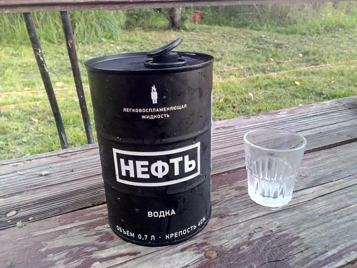Барель водки