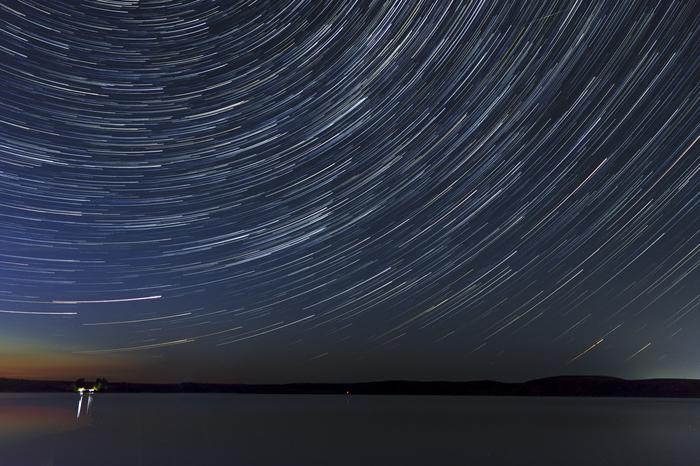 Звёздоворот Звёзды, Выдержка, Начинающий фотограф, Хочу критики
