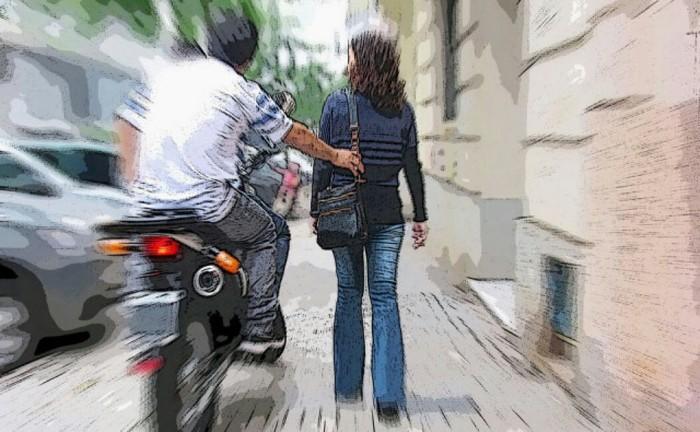 Сумка - неотъемлемая часть женщины? Аргентина, Безопасность, Иммиграция, Грабители
