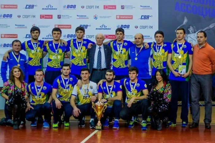 Такие студенческие игры Спорт, Даёшь молодёжь, Дагестан