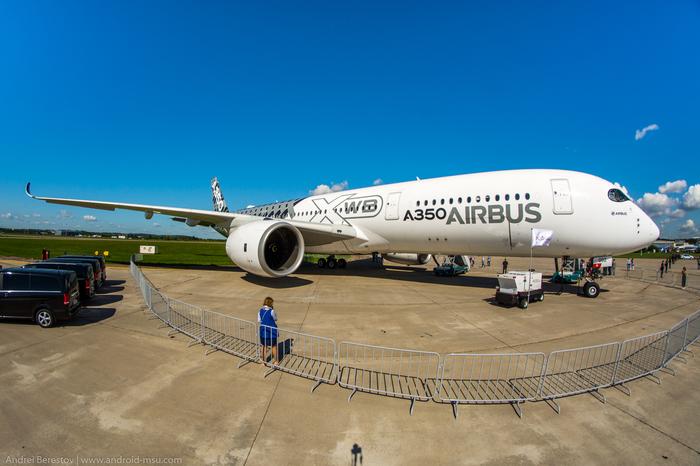 А350XWB. Шире, чем конкуренты. Часть 2. Авиация, Длиннопост, Гражданская авиация, Airbus, Airbus A350, Споттинг, Самолет