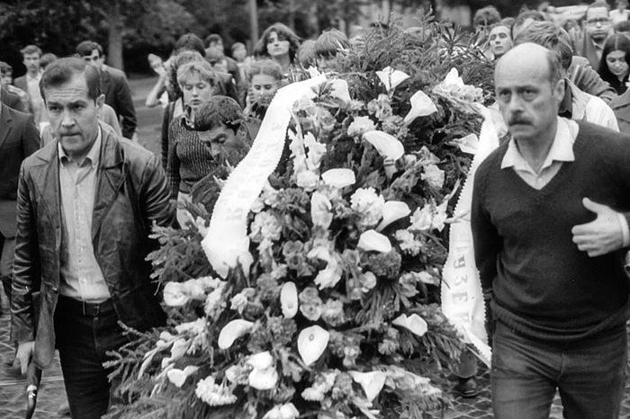 25 июля 1980 года умер Владимир Высоцкий Место встречи, Помним, Владимир Высоцкий, Длиннопост