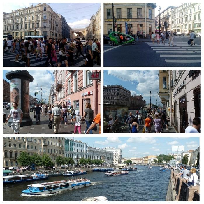 Бросить всё и уехать в Питер Санкт-Петербург, Прогулка, Фото-Выставка, Один день, Невский, Длиннопост