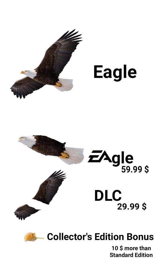 Коллекция мемов про EA ЕА games, Донат, Dlc, Длиннопост