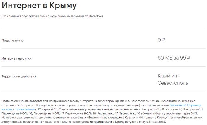 Мегафон: Крым - не Россия? Мегафон, Крым, Роуминг