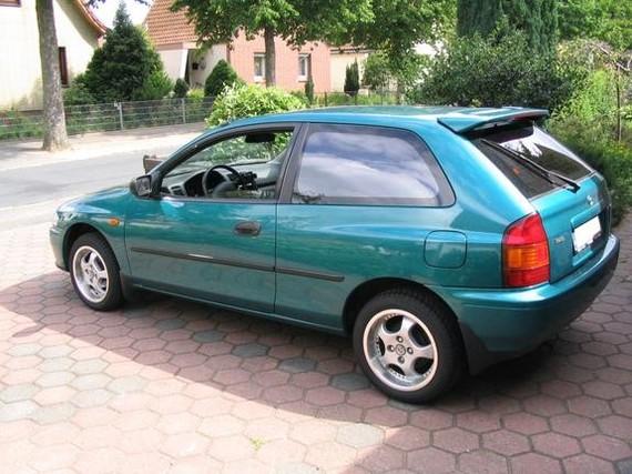Нужна помощь в определении поломки, Mazda 323p Mazda, 323, Машина, Поломка, Нужен совет