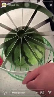 Резалка для арбуза