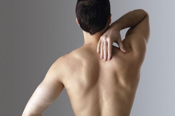Пост посвящён всем, у кого клинит шею) Боль в шее отдает в лопатку, Очень нужен совет