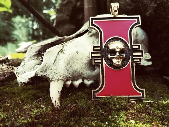 Emperor protects !!! Warhammer 40k, Wh40к, Инсигния, Художественное литье, Латунь, Wh Other, Длиннопост