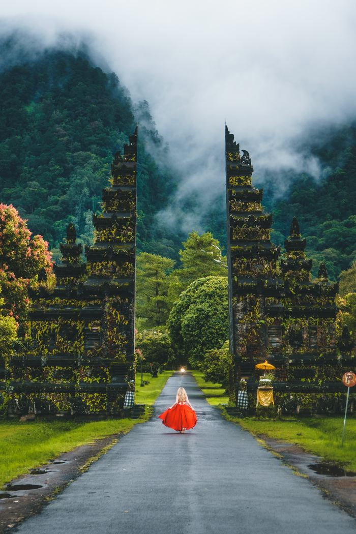Фото из Бали