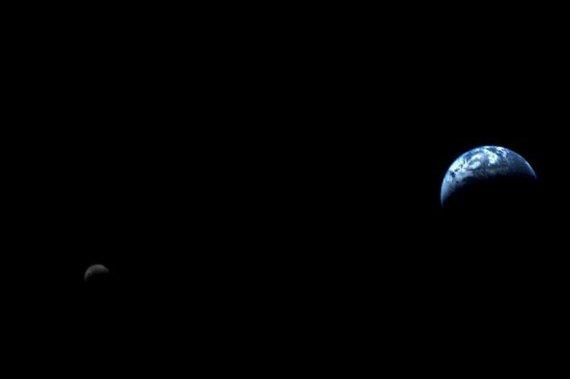 Лучшие снимки зондов Вояджер-1 Вояджер, Космос, NASA, Длиннопост