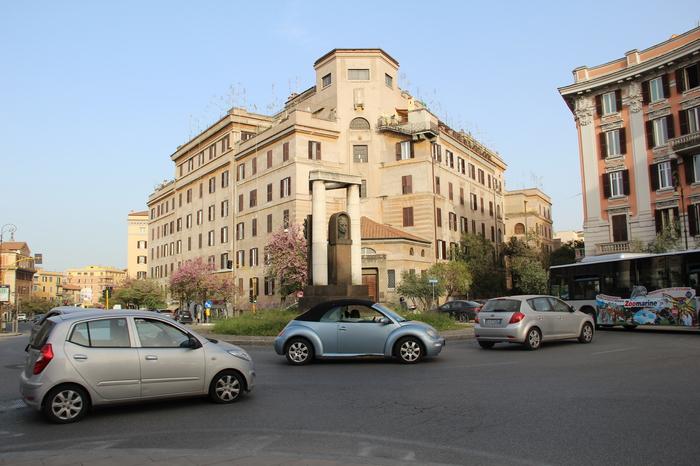 Рим 2018 Длиннопост, Италия, Колизей, Видео