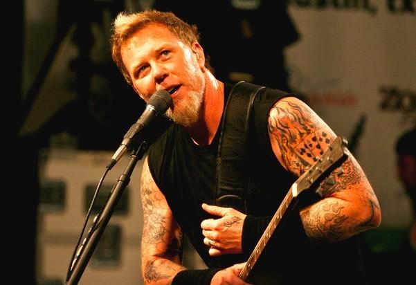 С Днём Рождения, Papa Het!!! Metallica, Happy!, День рождения, 55 лет