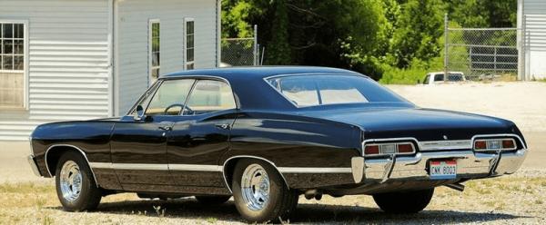 Машина из сериала «Сверхъестественное» Машина из сериала Сверхъестест, Сериал сверхъестественное, Сверхъестественное, Машина, Chevrolet Impala, Длиннопост