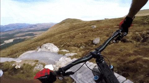 Шотландская велопрогулка.