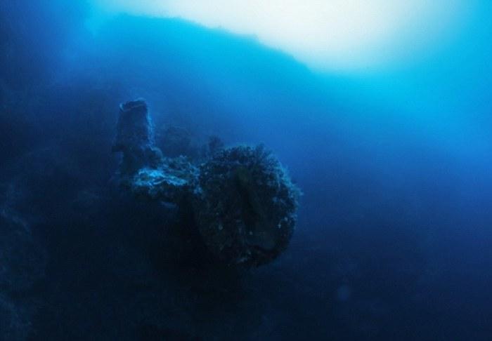 «Корабль пришельцев» обнаружили в Бермудском треугольнике Бермудский треугольник, Объект, Загадка, Длиннопост