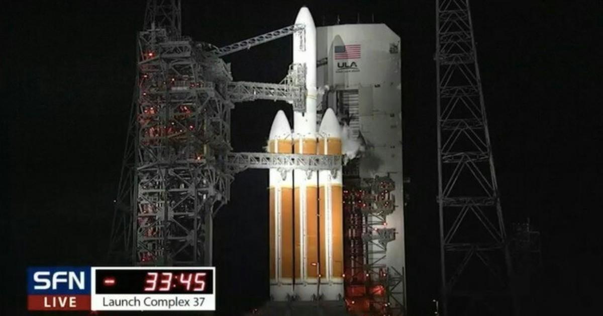 nasa probe launch - HD1920×1080