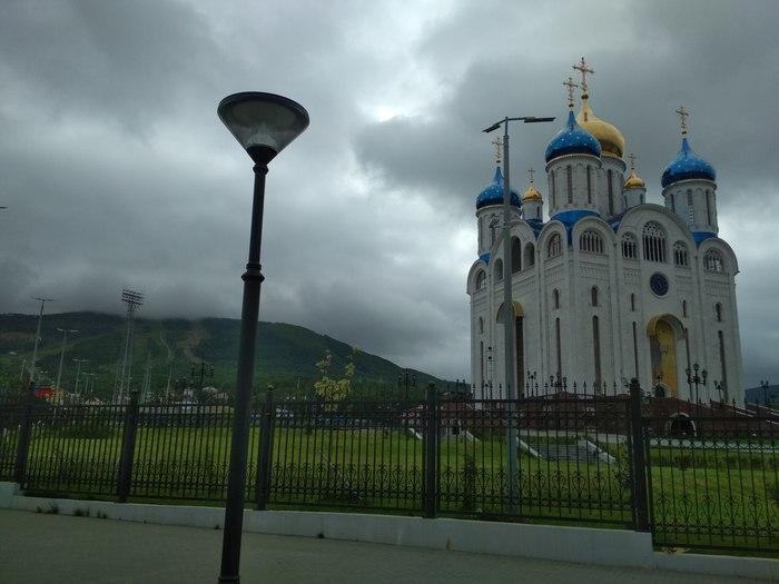 Немного о Сахалине Сахалин, Путешествия, Длиннопост