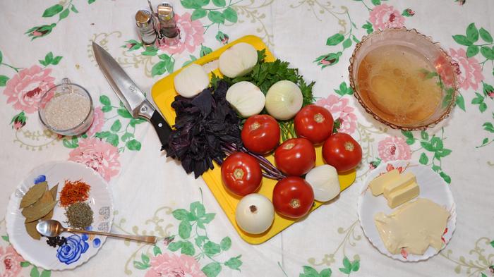 Необычный томатно-луковый суп. Попробуйте и вы! Д&Г mix, Томатно-Луковый суп, Быстро, Вкусно, Рецепт, Видео рецепт, Шоу, Видео, Длиннопост