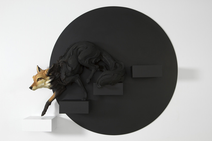 Бэт Кавенер Бет Кавенер, Скульптура, Керамика, Процесс, Лепка, Глина, Животные, Видео, Длиннопост