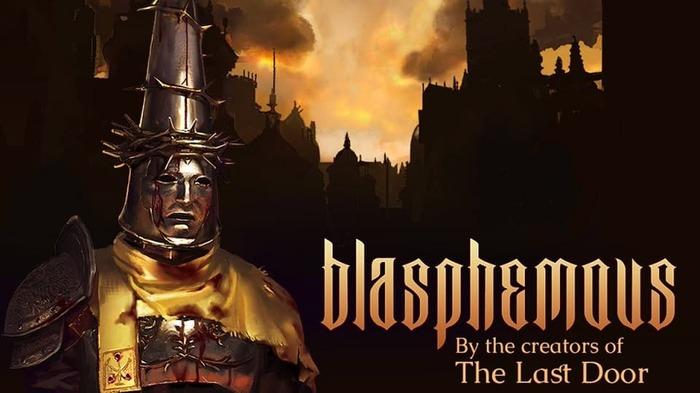 Хардкорный платформер Blasphemous от создателей The Last Door вышел на Kickstarter. Игры, Blasphemous, Metroidvania, Платформер, Kickstarter, Видео